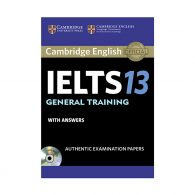 Cambridge English IELTS 13 General Training