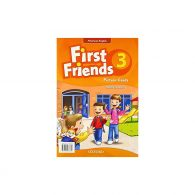 American First Friends 3 Flashcards