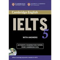 Cambridge Practice Test for IELTS 5