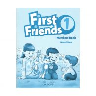 First Friends 1 Number Book