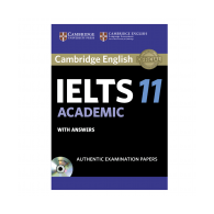 Cambridge English IELTS 11 Academic