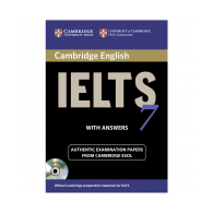 Cambridge Practice Test for IELTS 7