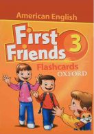 Flash Cards American First Friends 3
