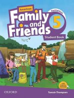 Family and Friends 5 American ویرایش دوم
