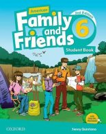 Family and Friends 6 American ویرایش دوم