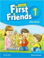 First Friends 1 Class book 2nd