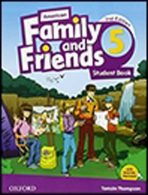American Family and Friends 5 (S+W+CD+DVD)