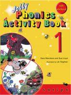 Jolly Phonics 1 Activity Book