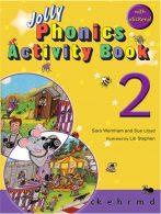 Jolly Phonics 2 Activity Book