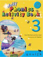 Jolly Phonics 3 Activity Book