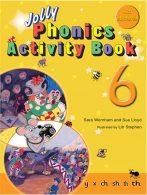Jolly Phonics 6 Activity Book