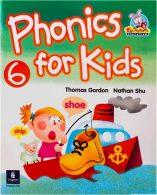 Phonics For Kids 6 Book