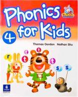 Phonics For Kids 4 Book