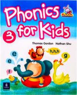 Phonics For Kids 3 Book