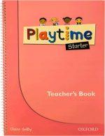 Play Time Starter Teachers book