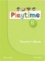 Play Time B Teachers book