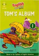 English Adventure1 Toms album