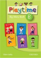 playtime B big story book