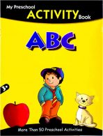 My Preschool Activity Books-ABC