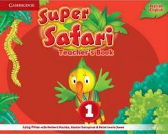 Super Safari 1 Teachers Book