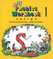 Jolly Phonics 1 Workbooks