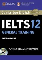 Cambridge English IELTS 12 General Training