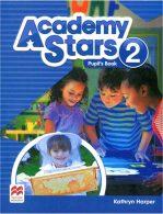 Academy Stars 2 (Pupil's Book+W.B)+CD