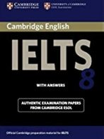Cambridge English IELTS 8