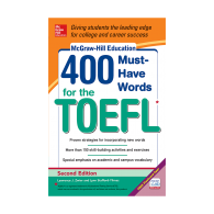 400Have Words for The TOEFL second edition
