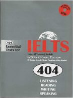 404Essential Tests for IELTS: General Training Module Book