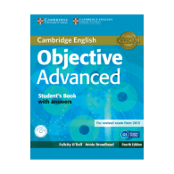 Objective Advanced students books fourth edition