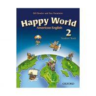 American Happy world 2 Student Book