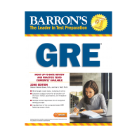 Barron's GRE (22nd Edition)+CD