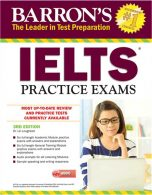 Barrons IELTS Practice Exams 3rd+CD