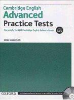 Cambridge English Advanced Practice Tests+CD
