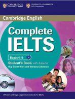 Cambridge English Complete IELTS Student Book B1