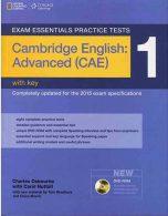 Exam Essentials Practice Tests Advanced (CAE) 1+CD