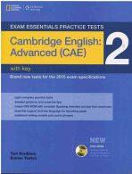 Exam Essentials Practice Tests Advanced (CAE) 2+CD