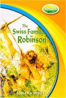 Hip Hip Hooray! 5 Readers Book : The Swiss Family Robinson