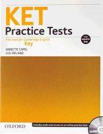 KET Practice Tests+CD