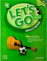 Lets Go 4 Skills Book ویرایش چهارم
