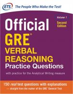 Official GRE Verbal Reasoning Practice Questions (2nd)V1