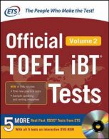 Official TOEFL iBT Tests Volume 2 ویرایش دوم