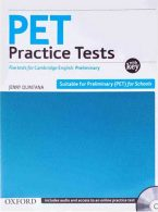 Pet Practice Tests+CD