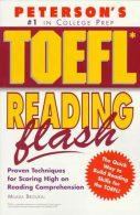 Petersons Toefl Reading Flash