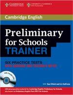 Cambridge English Preliminary for Schools Trainer+CD