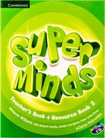 Super Minds 2 Teachers Book+CD