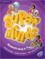Super Minds 6