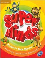 Super Minds Starter (SB+WB)+CD+DVD