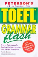 TOEFL Grammar Flash